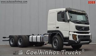 VOLVO FMX 500 Fahrgestell LKW