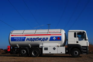 neuer EVERLAST АЦГ-24 Gastransporter LKW