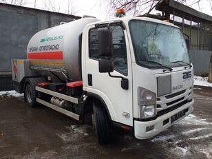 neuer ISUZU Gastransporter LKW