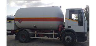 IVECO 150E18 LPG/GAS/GPL/PROPAN-BUTAN 27BAR PUMP+METER=15.200LTR Gastransporter LKW