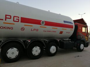 MAN TOP SYSTEM NEW BUILDED 32000L And 24000L LPG Bobtail LAST ONE IN Gastransporter LKW