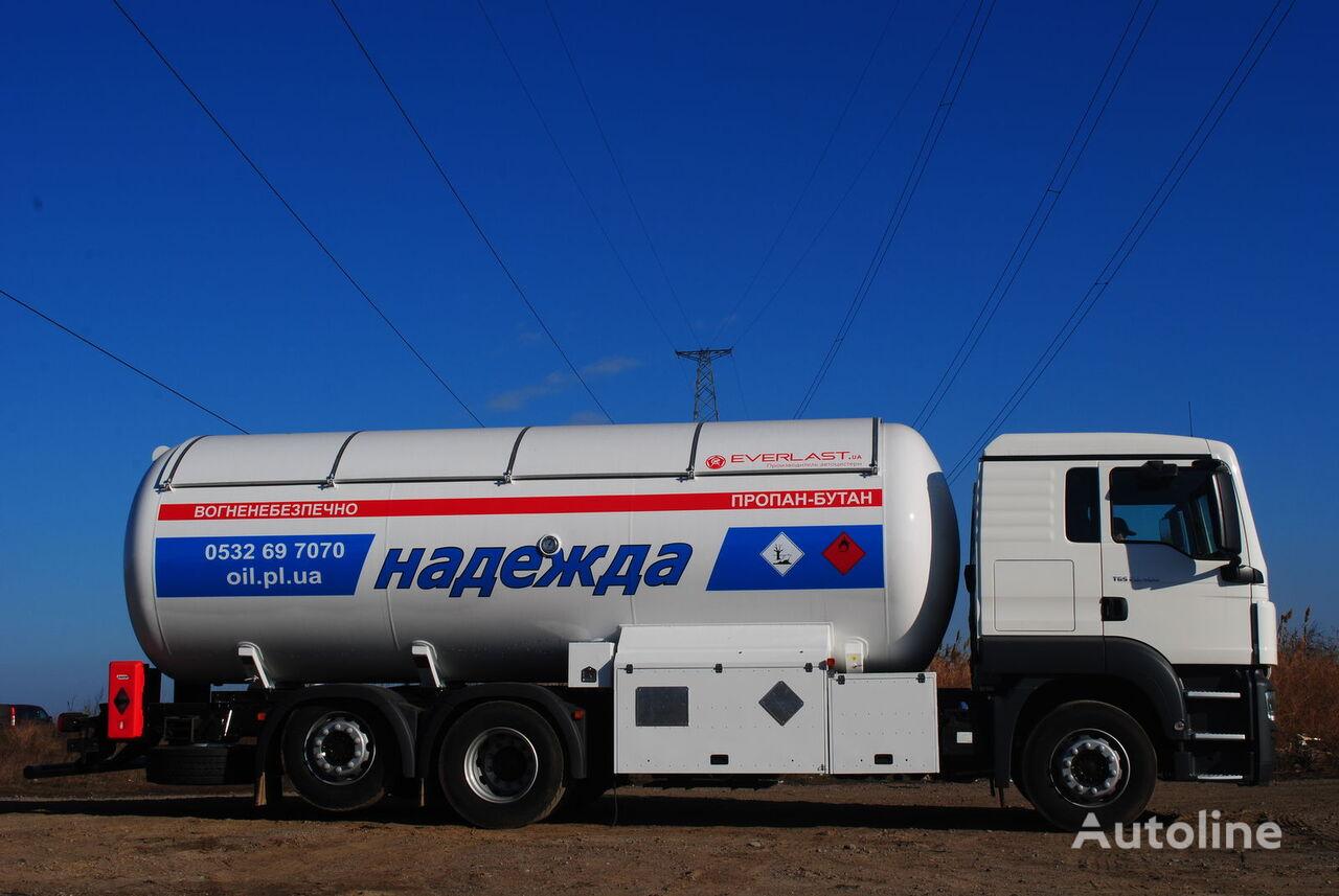 EVERLAST ACG-24 Gastransporter LKW