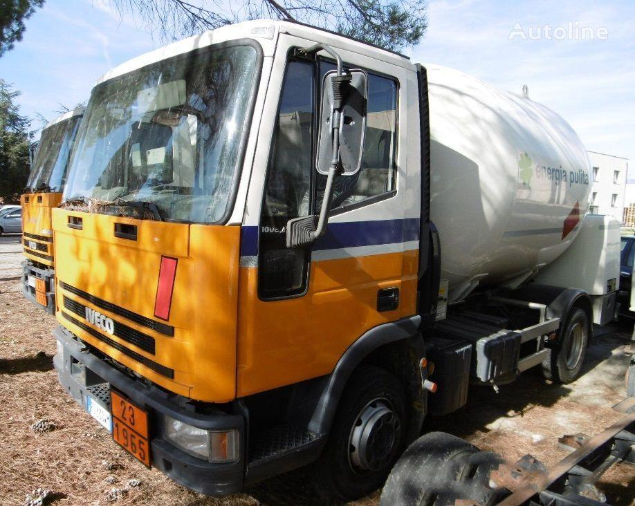 IVECO ACERBI 10.000 Gastransporter LKW