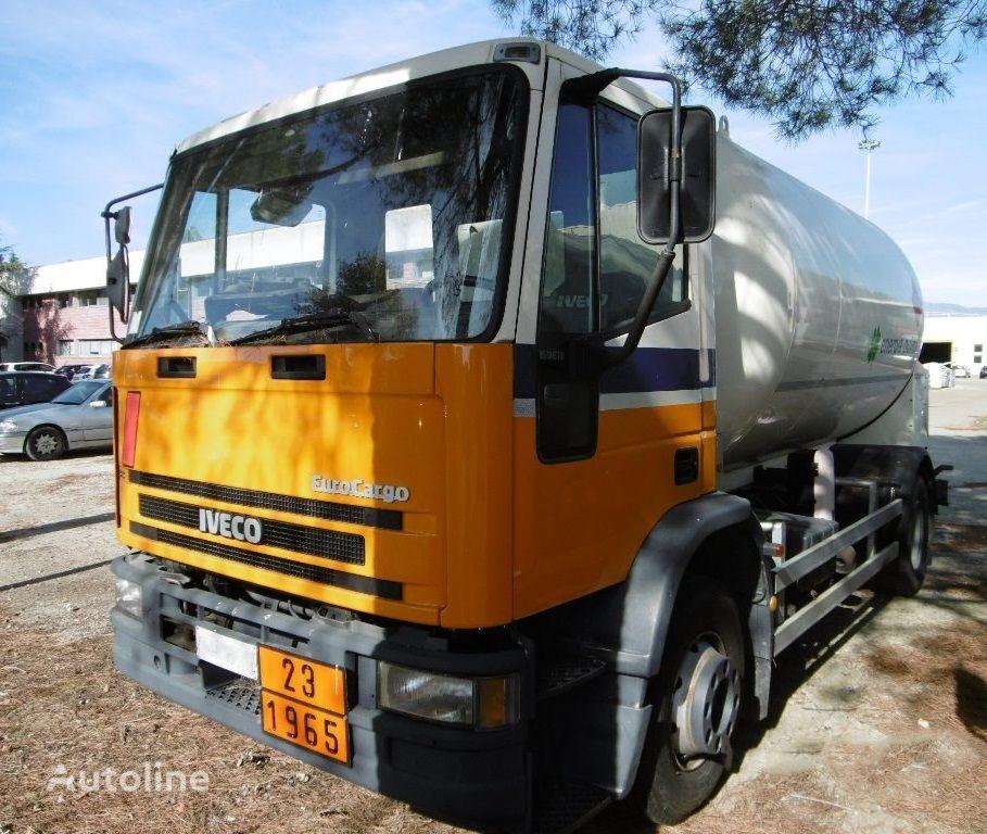 IVECO ACERBI 15.500 Gastransporter LKW