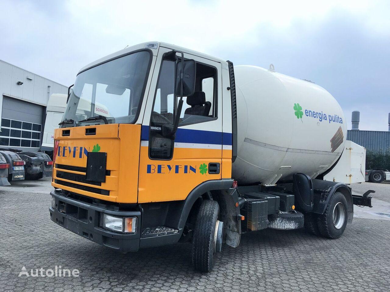 IVECO Iveco Gas - Gaz - ADR 2 - 10.000ltr - 27Bar - P27BH Gastransporter LKW