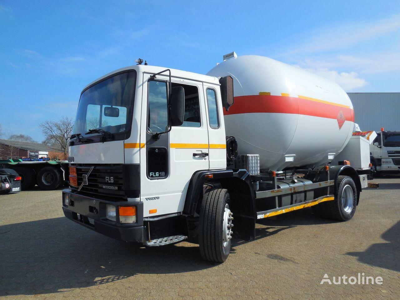 VOLVO Volvo GAS 17.000 - FL618 - P27BH - GPL Gastransporter LKW
