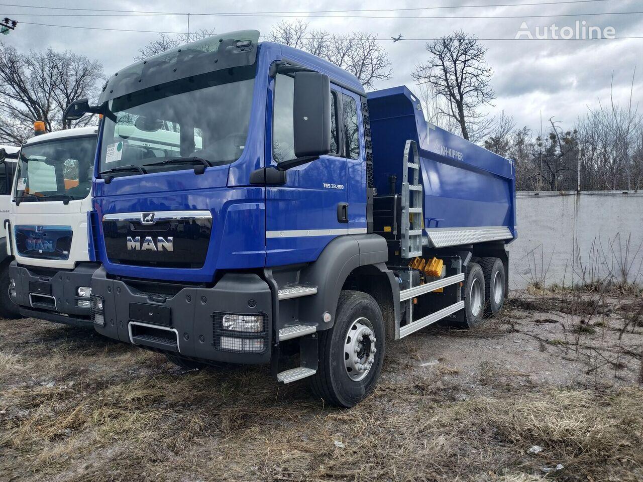 neuer MAN TGS 33.360 Getreidetransporter LKW