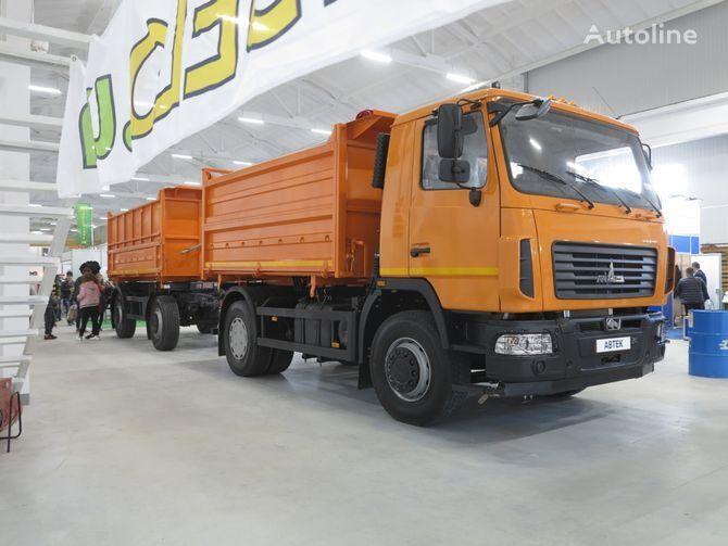 neuer MAZ 555026-4585-000 Getreidetransporter LKW