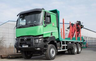 neuer RENAULT K 520 P HEAVY Holztransporter LKW
