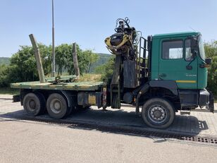 MAN F2000 33.410 Holztransporter LKW