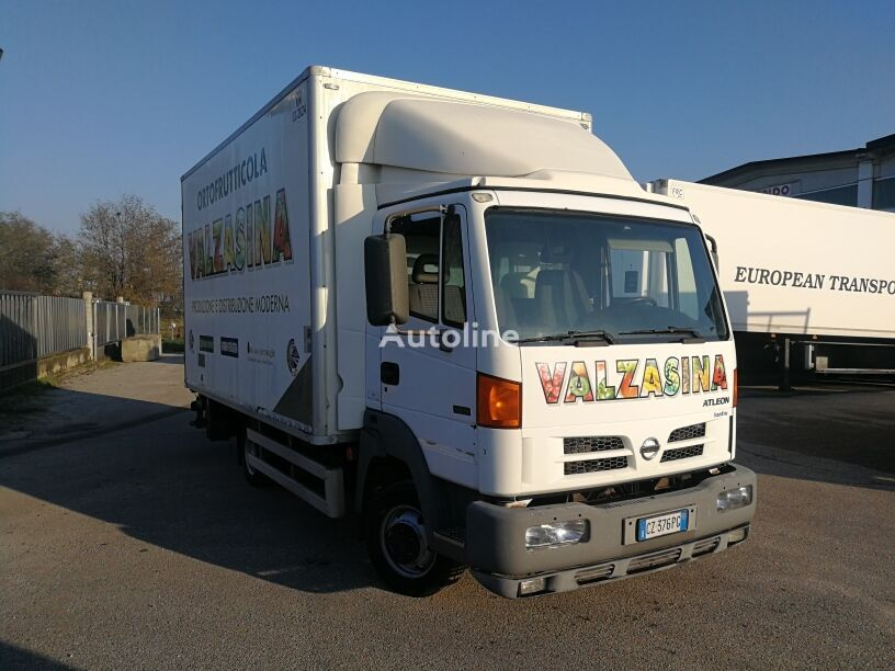 NISSAN ATLEON 56.13  ISOTERMICO + PEDANA 15 Q.LI - ATP IN  Isotherm LKW