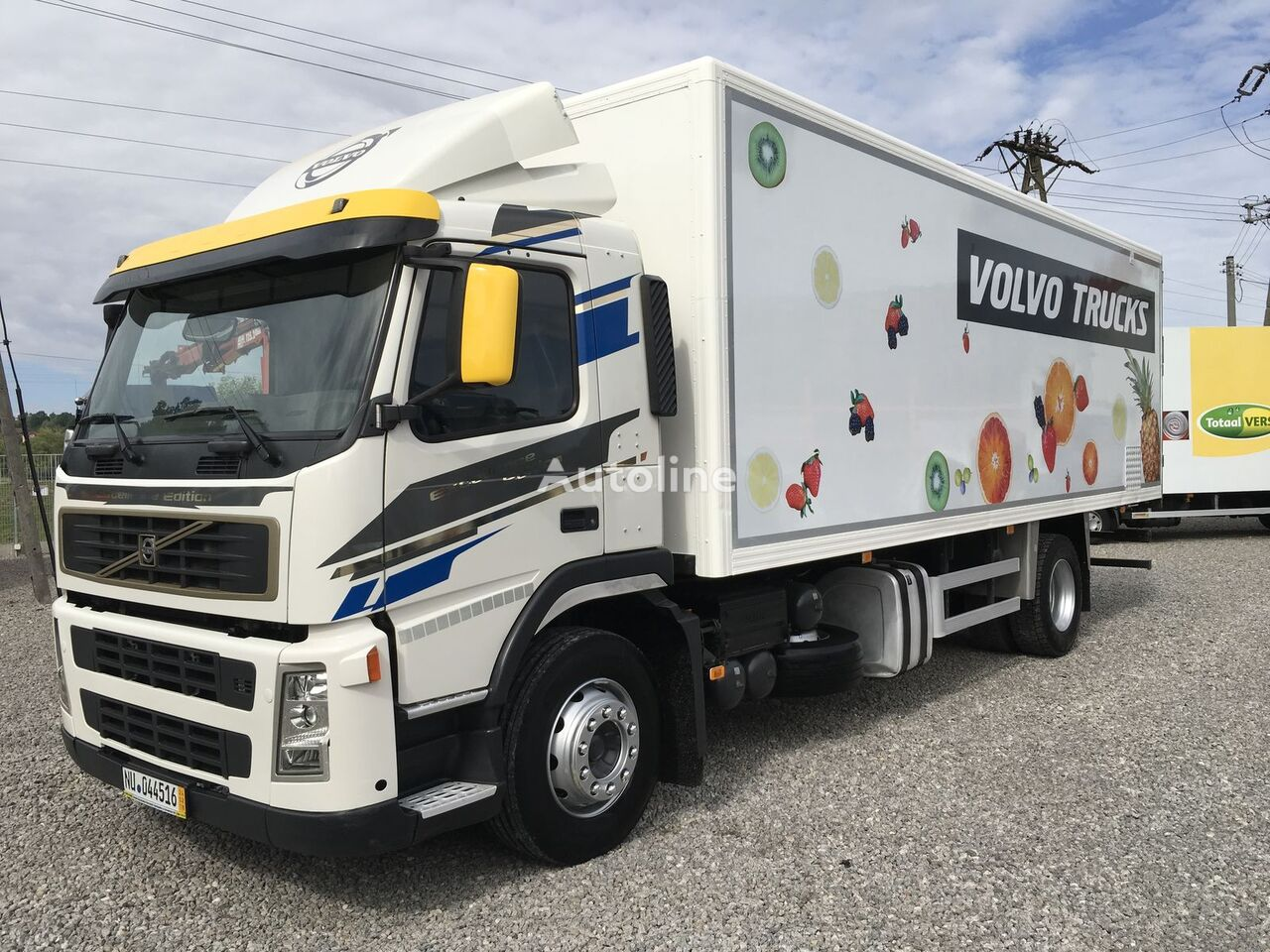 VOLVO FM FH FL FE 9 Isotherm LKW