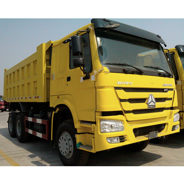 HOWO 8*4 wheel truck Kipper LKW
