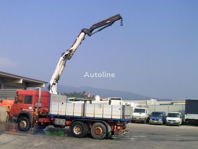 IVECO 190.42 Kipper LKW für Ersatzteile