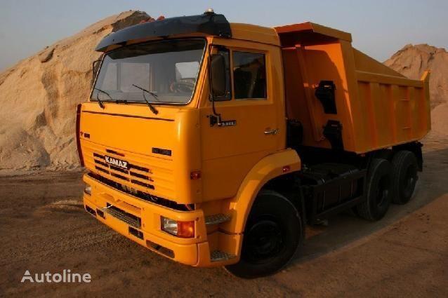 neuer KAMAZ 65115 Kipper LKW