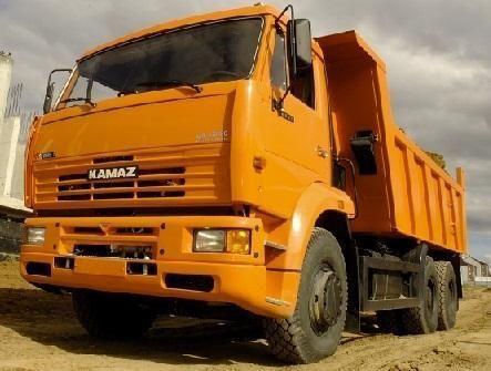 neuer KAMAZ 6520 Kipper LKW
