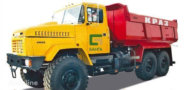 neuer KRAZ 6140C6 Kipper LKW