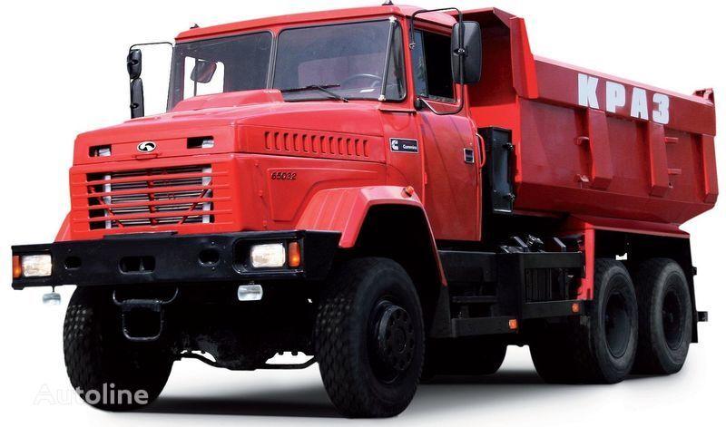 neuer KRAZ 65032 Kipper LKW