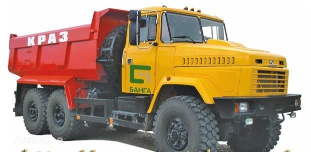 neuer KRAZ 65032-064-2  Kipper LKW