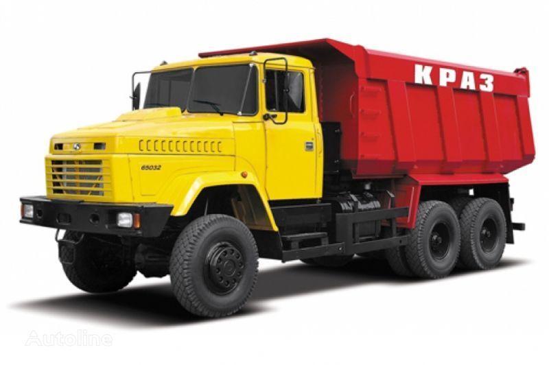 KRAZ 65032 tip 5  Kipper LKW