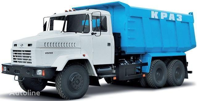 KRAZ 65055 Kipper LKW