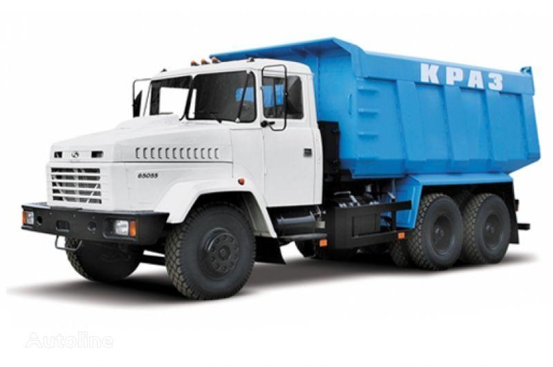 KRAZ 65055 tip 3  Kipper LKW