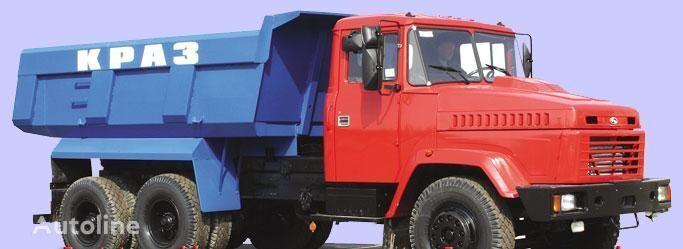 neuer KRAZ 6510-030 (010) Kipper LKW