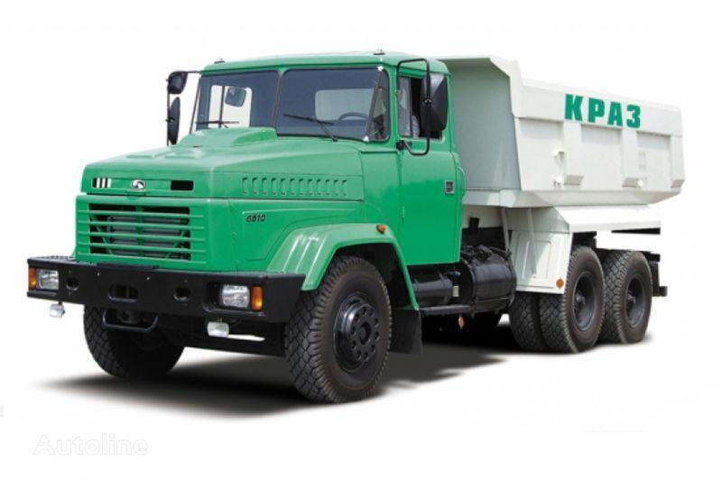 KRAZ 6510 tip 2 Kipper LKW