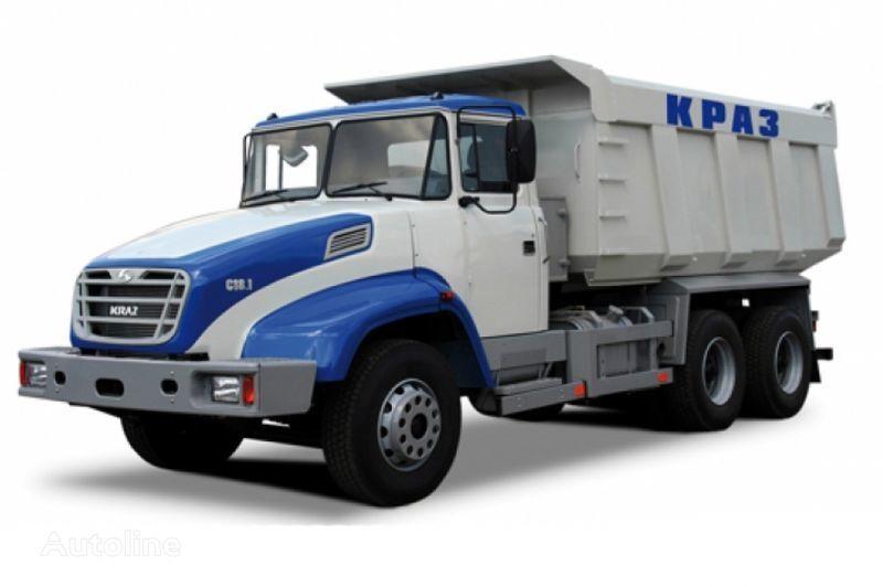 KRAZ S18.1  Kipper LKW
