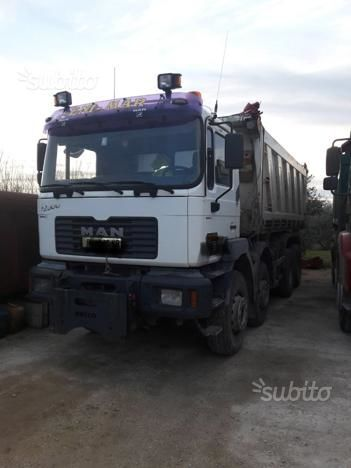 MAN 41464 Kipper LKW