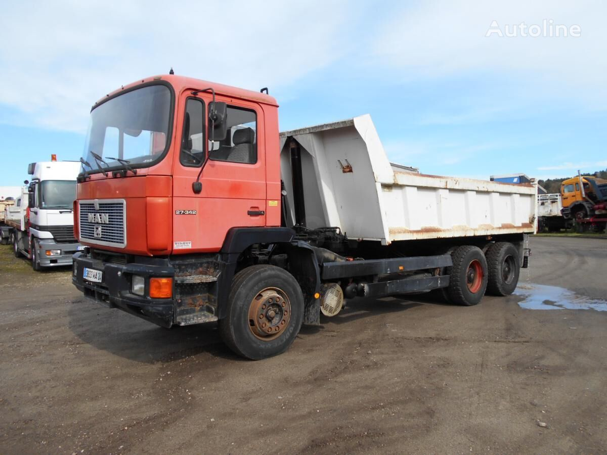 MAN F2000 Kipper LKW