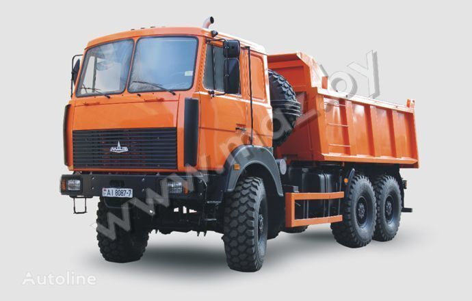 MAZ 6517 Polnoprivodnyy Kipper LKW