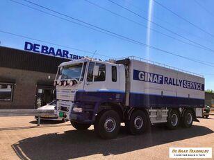 GINAF M 4446-S 8x8 assistentie voertuig Koffer-LKW