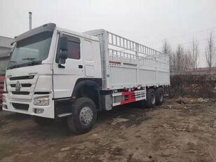 HOWO Cargo truck Koffer-LKW