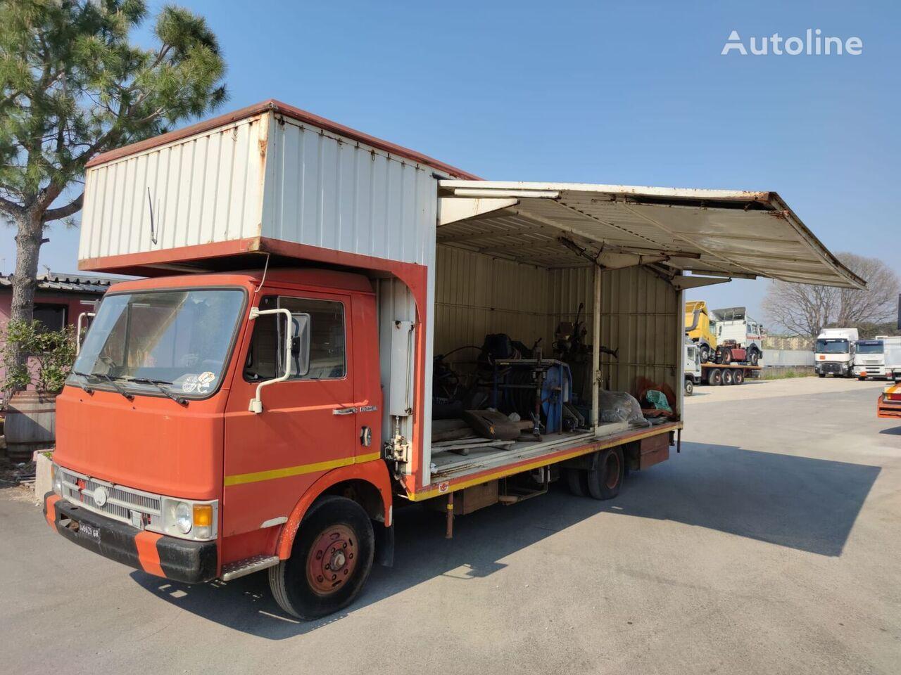 FIAT 70 OM 10 Koffer-LKW