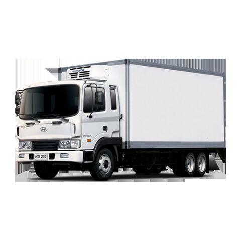 neuer HYUNDAI HD210 Koffer-LKW
