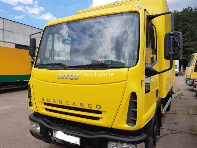 IVECO 75E15 Koffer-LKW