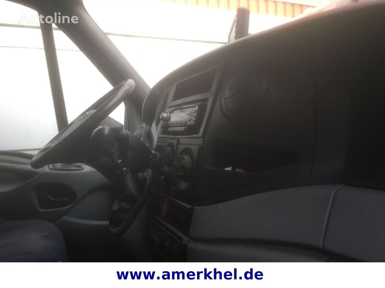 IVECO Daily c 50 cl ups Koffer LKW