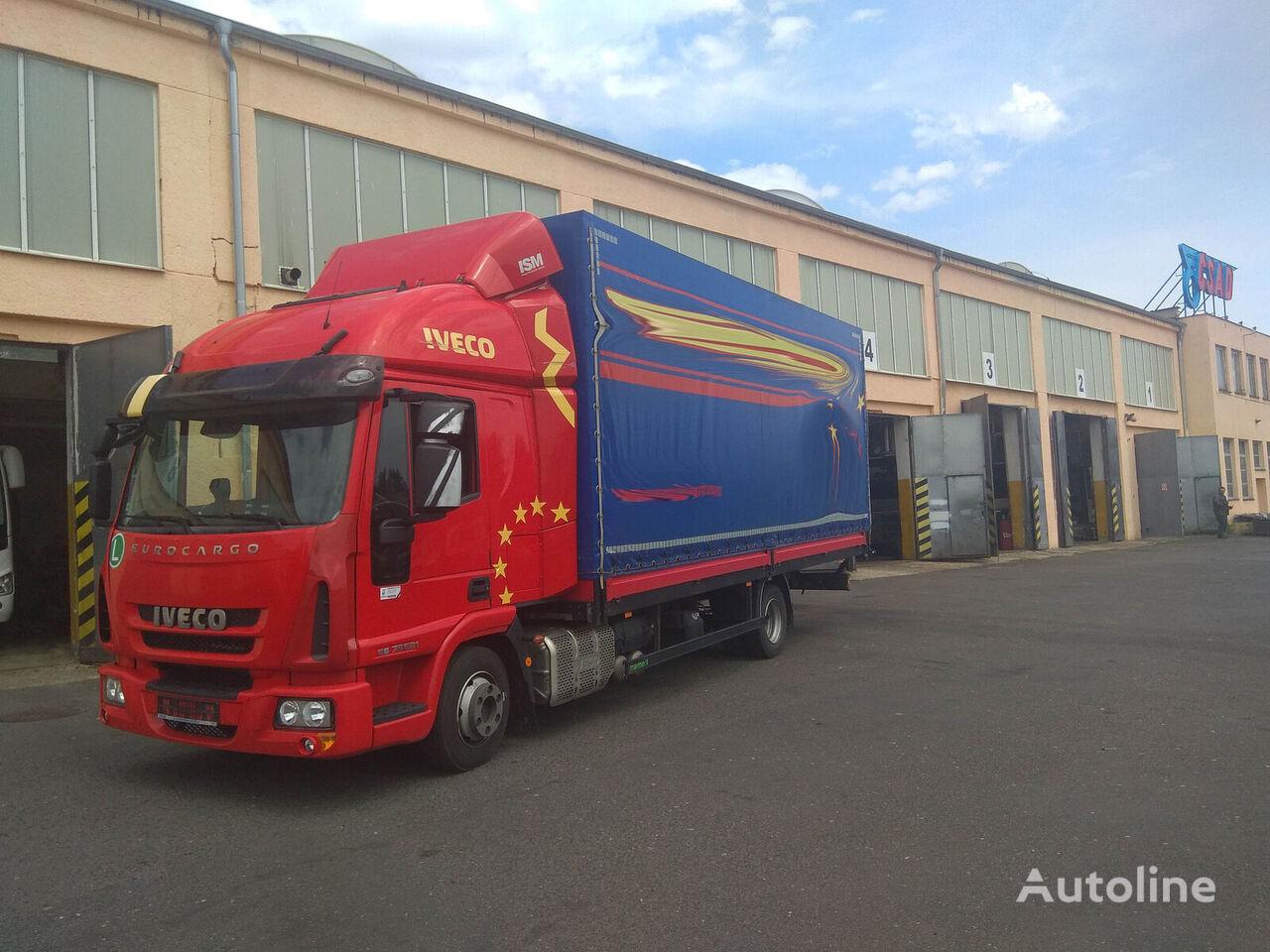 IVECO Eurocargo 75 E 21 Koffer-LKW