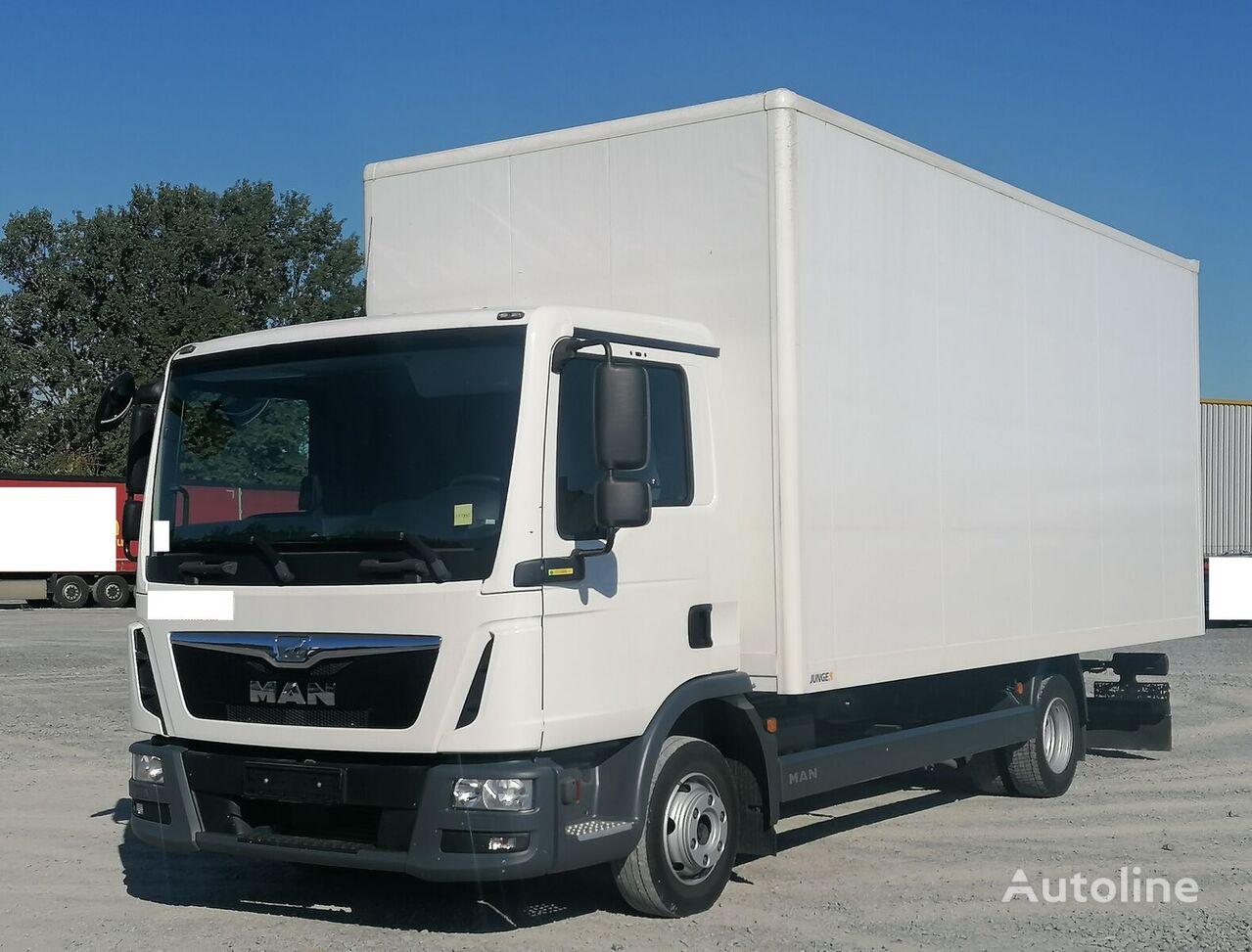 MAN  TGL 8.150 BL-C Euro 6 4x2 3-Sitzer 6 m Koffer-LKW