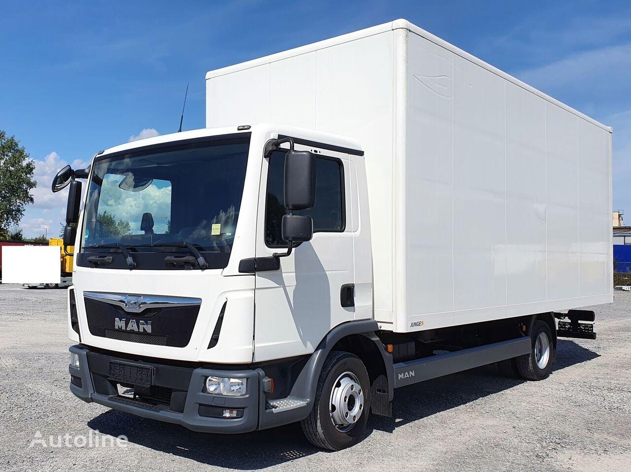 MAN TGL 8.150 BL-C-Koffer 3-Sitzer Rolltor Euro 6 5x vorhanden Koffer-LKW