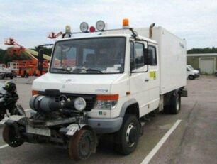 MERCEDES-BENZ 4x4 VARIO Schörling RAIL Two Way SchienenSERVICE Koffer-LKW