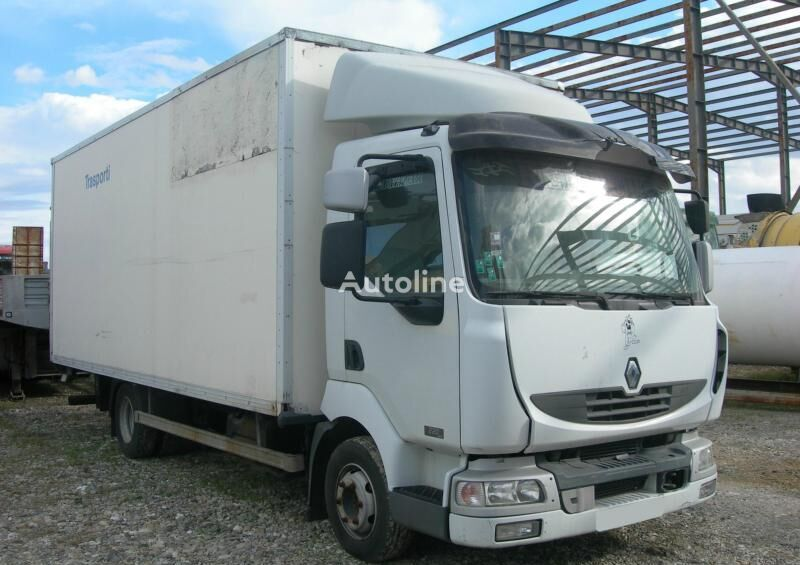 RENAULT Midlum 220 DCI Koffer LKW