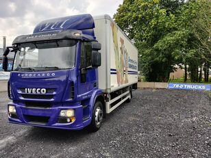IVECO EuroCargo 150 e22 insulated box with taillift dhollandia Kühlkoffer LKW