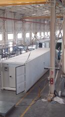 neuer Ram Container cooling box 40 feet Kühlkoffer LKW