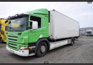 SCANIA P230 DB4X2MLB Euro 5. Kühlkoffer LKW