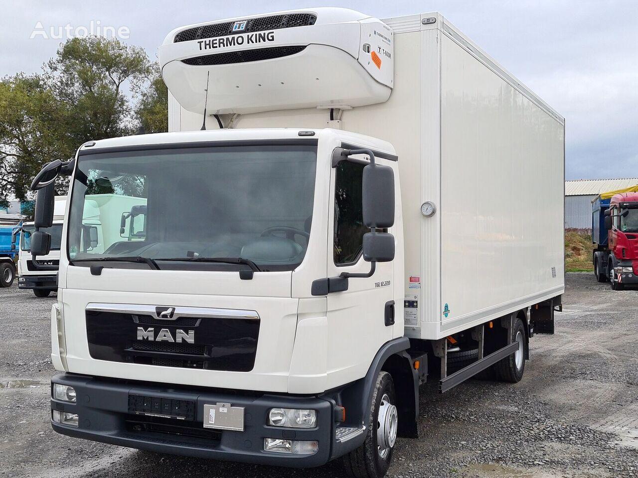 MAN TGL 12.250 Tiefkühlkoffer Euro 5  Kühlkoffer LKW