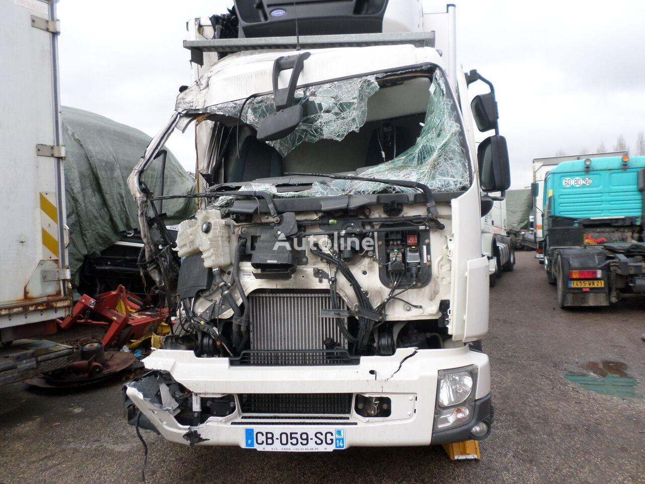 defekte VOLVO FL Kühlkoffer LKW