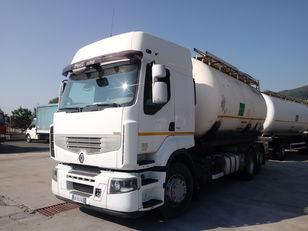 RENAULT PREMIUM 450 DXI Mehltransporter