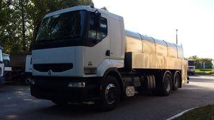 RENAULT Premium 370DCI Cysterna Spożywcza Milchtankwagen